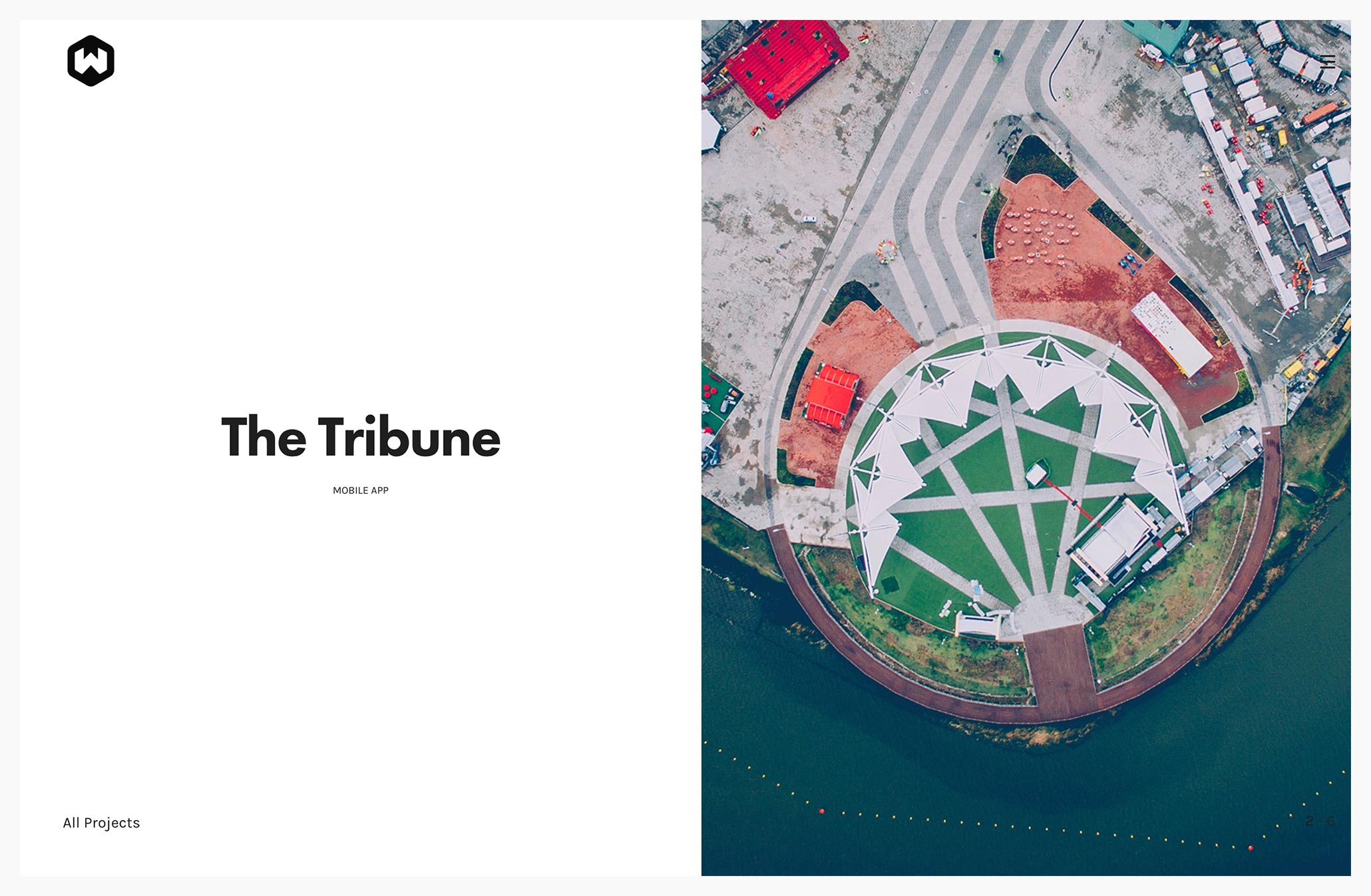 Werkstatt - Best WordPress Themes for Architects