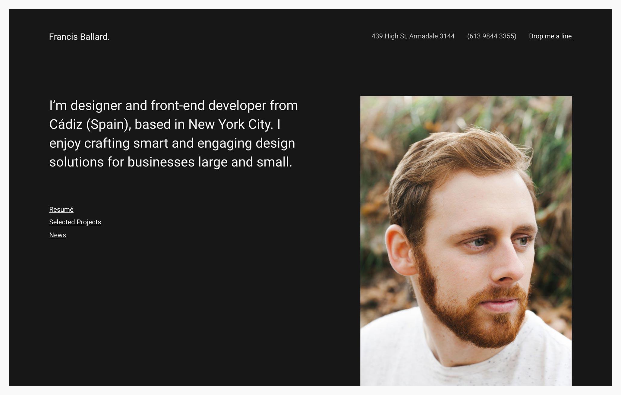 Ballard - Best WordPress Themes for Architects