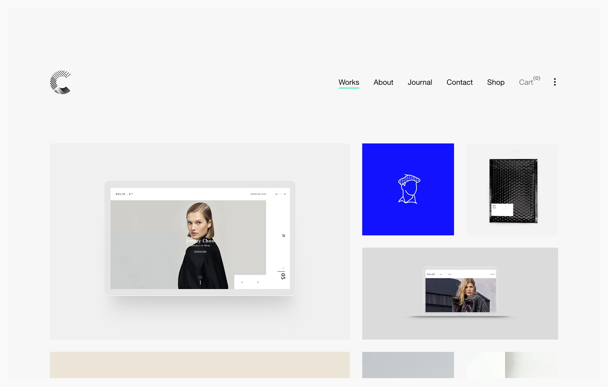 Calafate - Best WordPress Themes for Architects