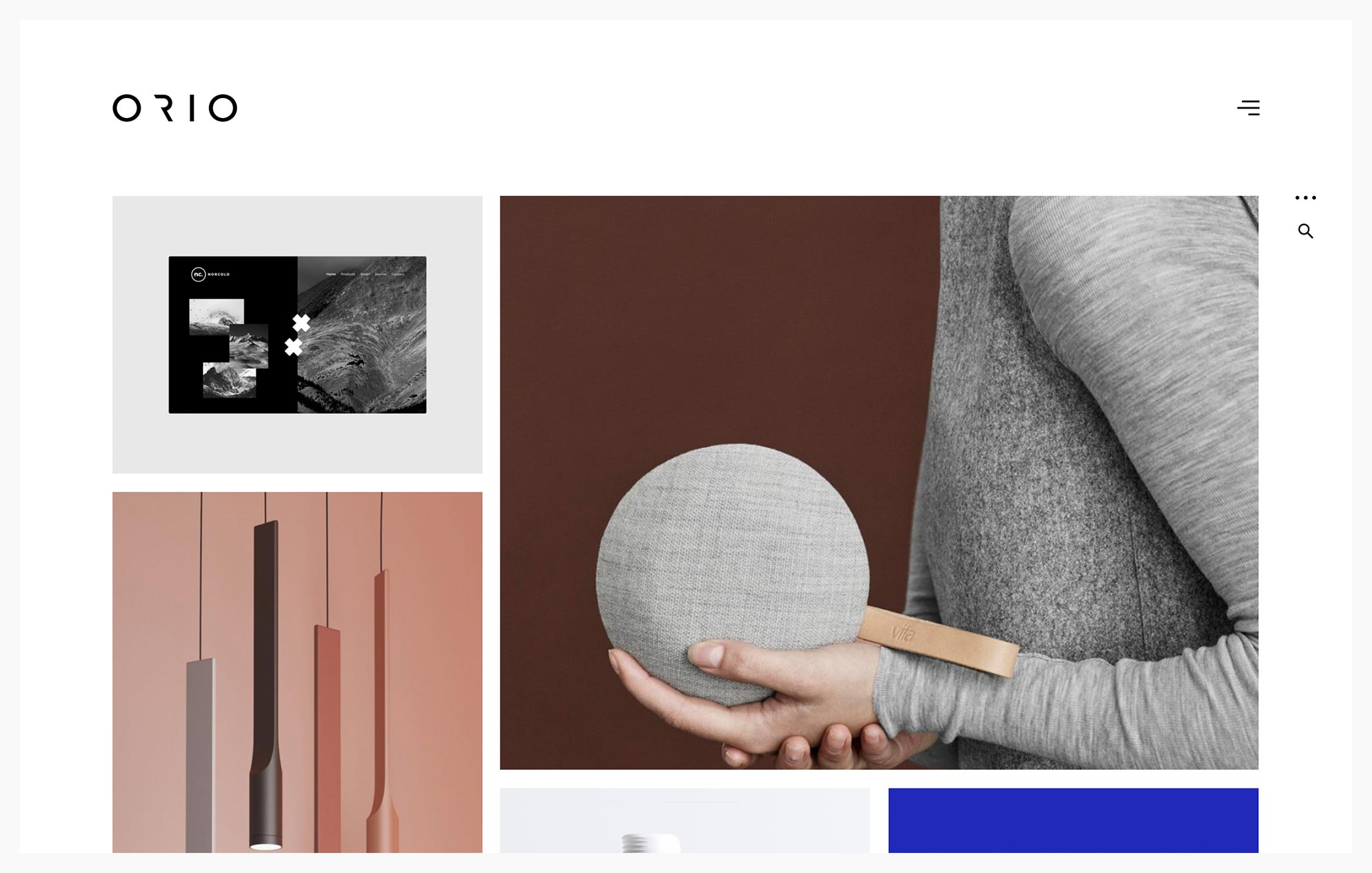 Orio - Best WordPress Themes for Architects