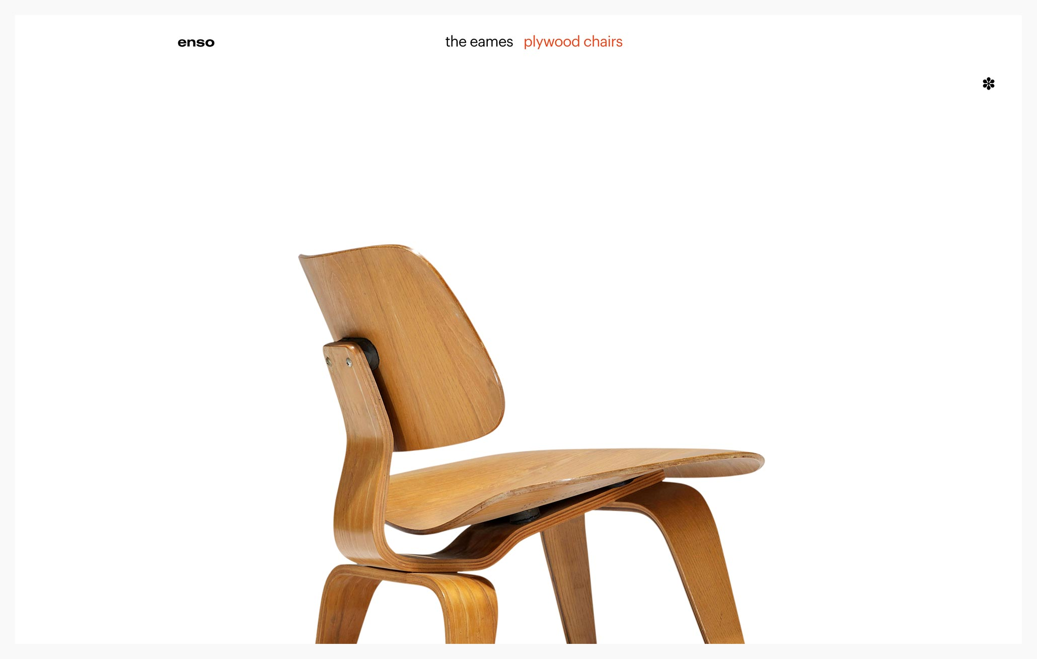 Ray & Charles Eames - Best Architecture Website of 2019