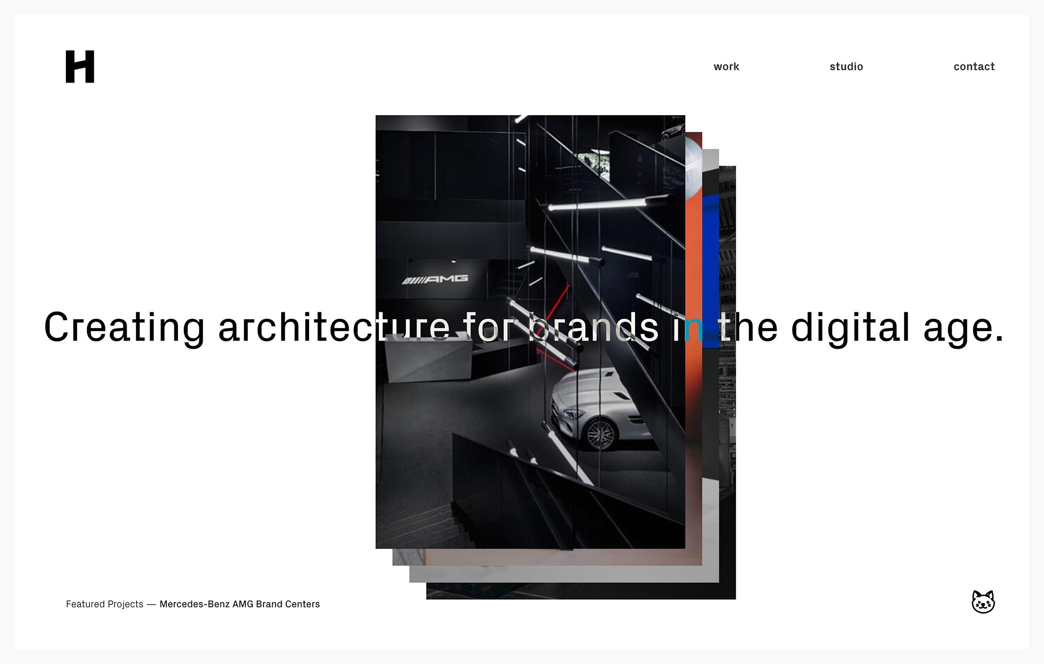 Heller - Best Architecture Website of 2019