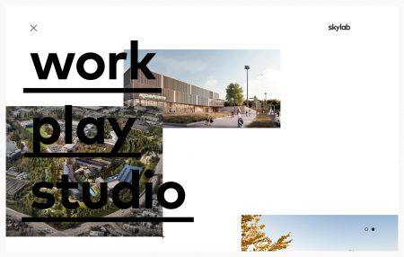 Skylab Architecture - Best Architecture Website of 2019