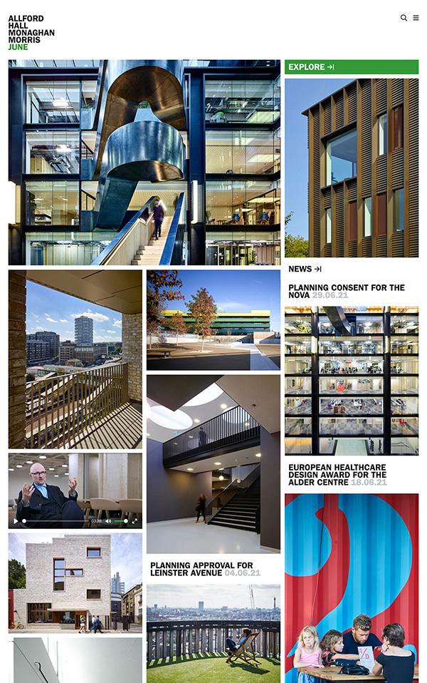 AHMM Best Architecture Website