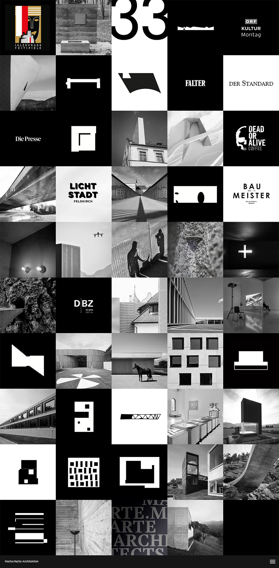 Marte.Marte Architekten Best Architecture Website