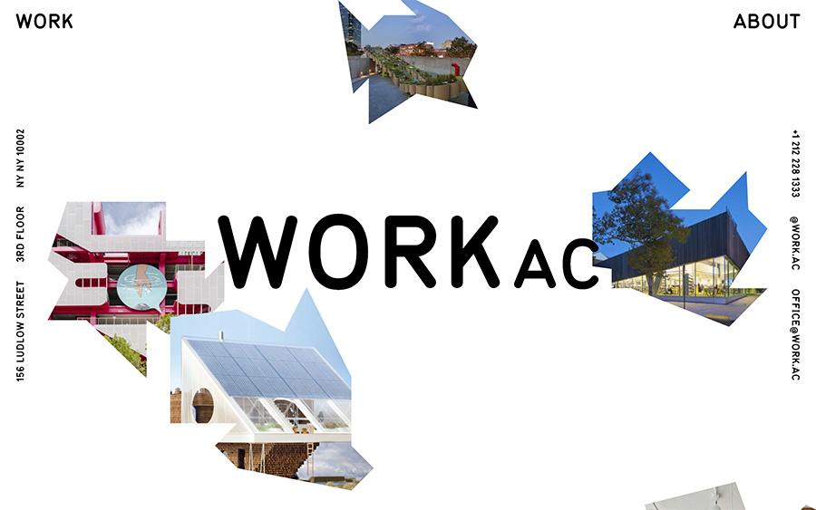 Work AC Best Architecture Website